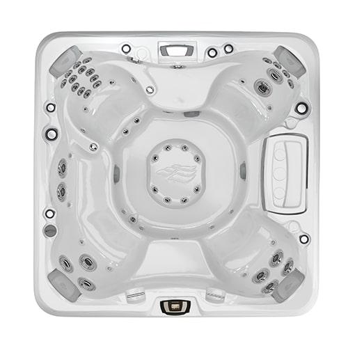 Optima 880 series hot tub