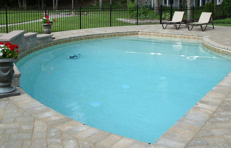 Custom Pool by Pool Tech in Maryland