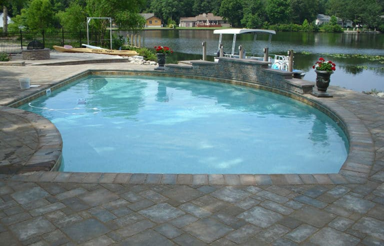 Pool Design by Pool Tech in Salisbury