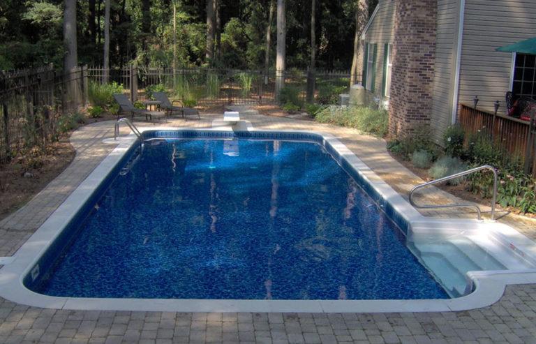 Pool Tech Pool Design in Salisbury