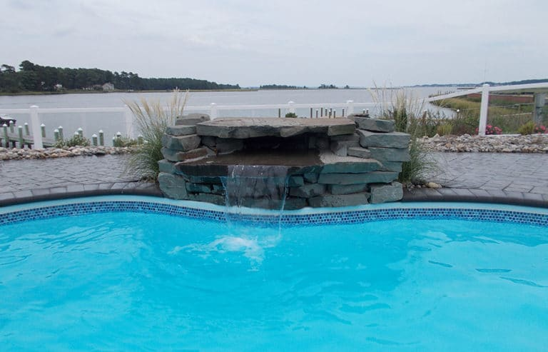 Pool Tech Pool Design in Maryland