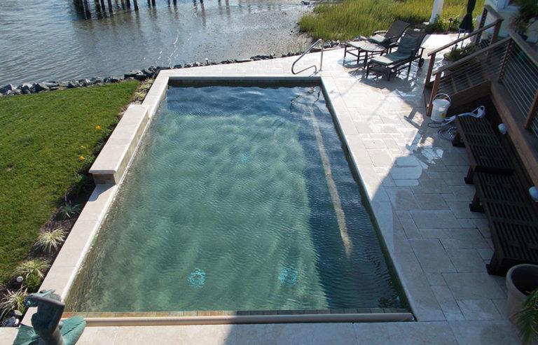 Pool Tech Pool in Salisbury