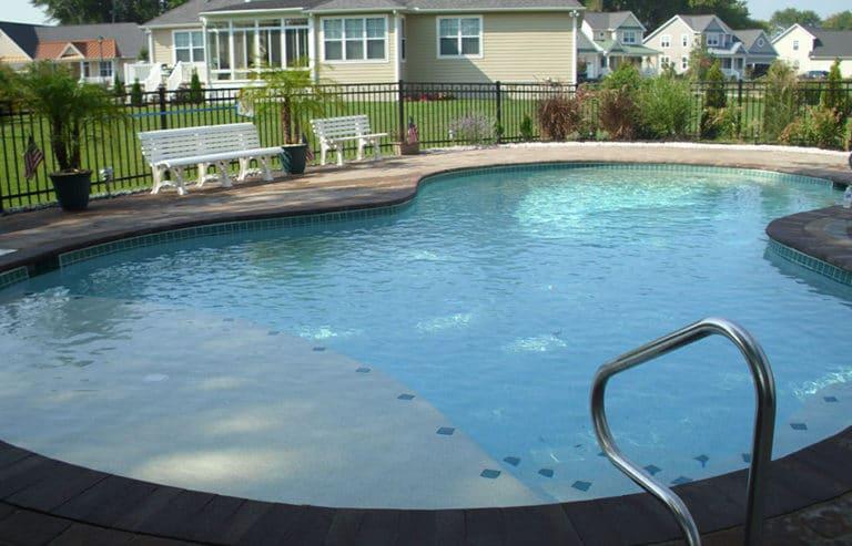 Custom Pool Design by Pool Tech in Salisbury