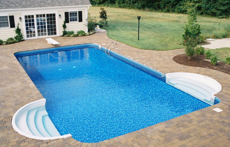 Custom Pool Design by Pool Tech in Maryland
