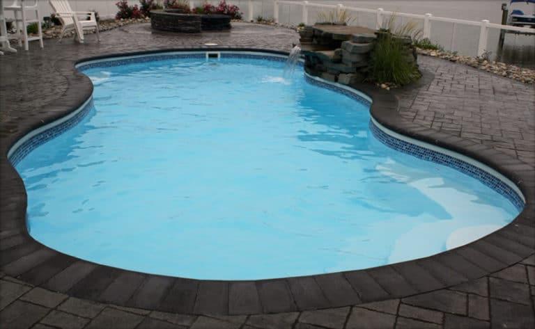 fiberglass pool design in Salisbury, MD